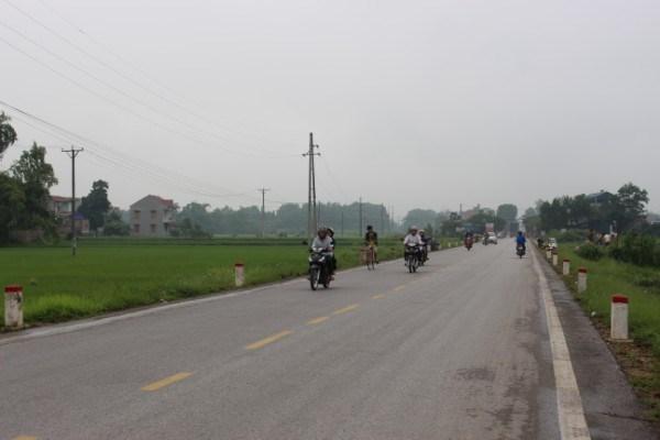 Triển khai khởi công công trình xây dựng hệ thống chiếu sáng đường Hồ Chí Minh, thành phố Cao Bằng
