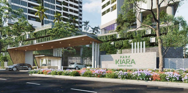 Park Kiara - Khu đô thị sinh thái cao cấp trong lòng Hà Nội