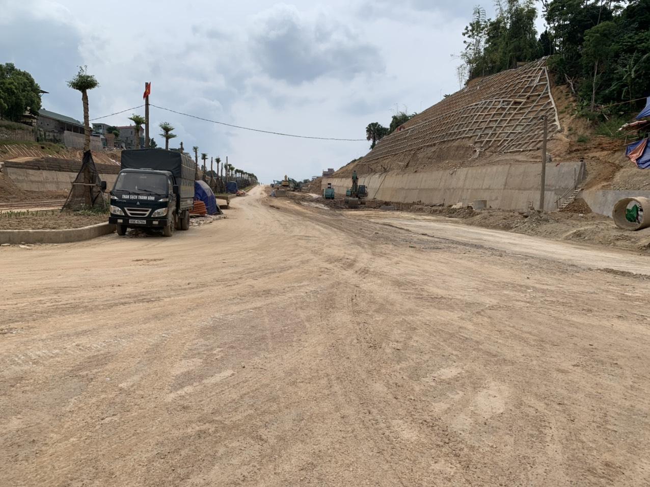 Các dự án công trình giao thông trọng điểm của tỉnh Cao Bằng.