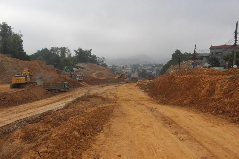 Dự án đường phía Nam khu đô thị mới – cầu nối tương lai