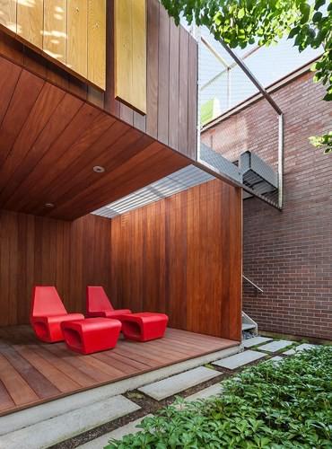Ngôi nhà đẹp hiện đại, phá cách của gia đình trẻ