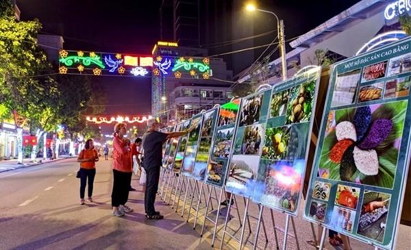 Phố đi bộ Kim Đồng