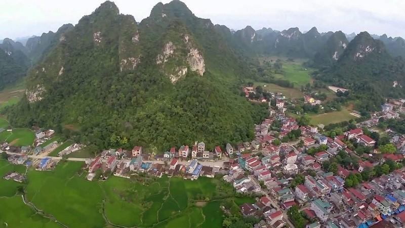 Tiềm năng phát triển của tỉnh Cao Bằng