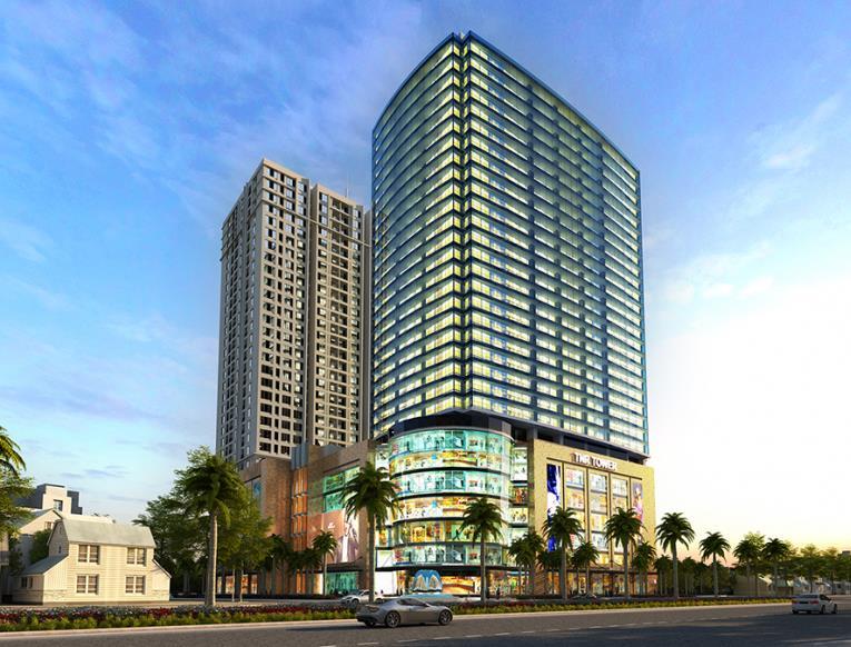 TNR Tower Nguyễn Chí Thanh: Điểm đến lý tưởng cho các doanh nghiệp