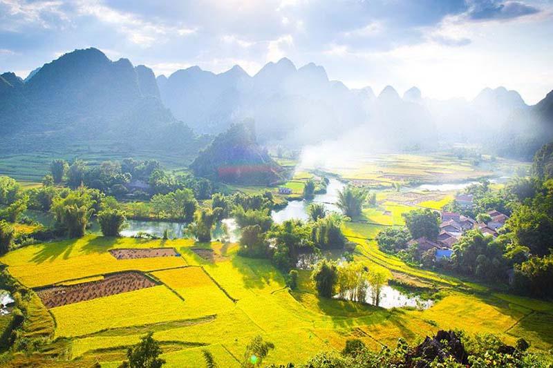Dự án phát triển khu đô thị số 10A tại phường Sông Hiến, Cao Bằng