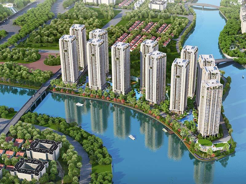Dự án phát triển khu đô thị Nà Cáp