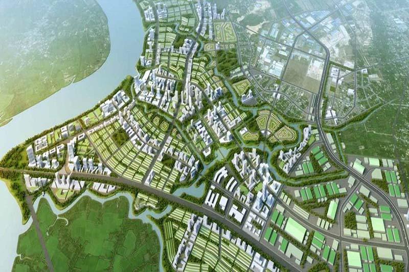 Đầu tư và phát triển khu nhà ở - dịch vụ phức hợp Sông Bằng