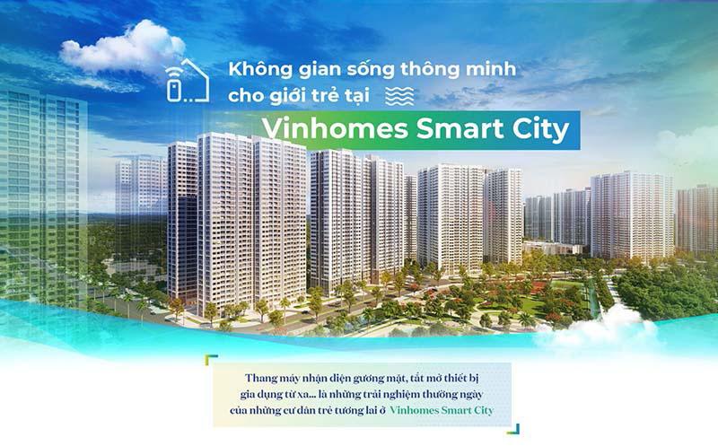 Vinhomes Smart City: Đẳng cấp kiến tạo cho cuộc sống tương lai