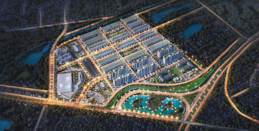 Him Lam Green Park – Khu đô thị đáng sống nhất Bắc Ninh