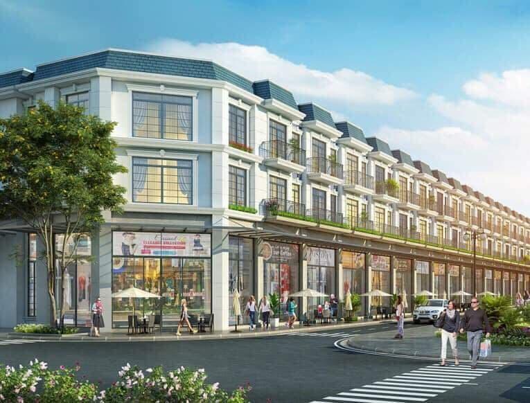 Tiềm năng căn hộ Shophouse - xu thế mới của BĐS