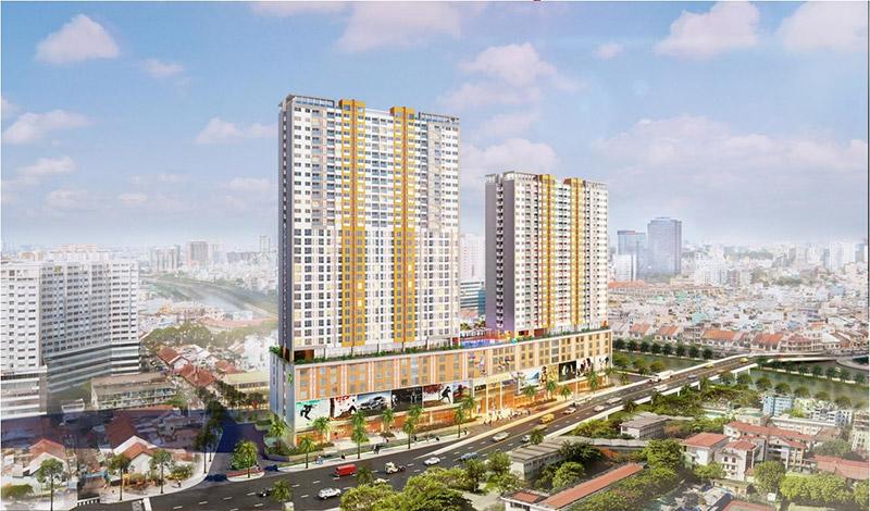RiverGate Residence - Điểm dừng chân lý tưởng trung tâm Sài Gòn