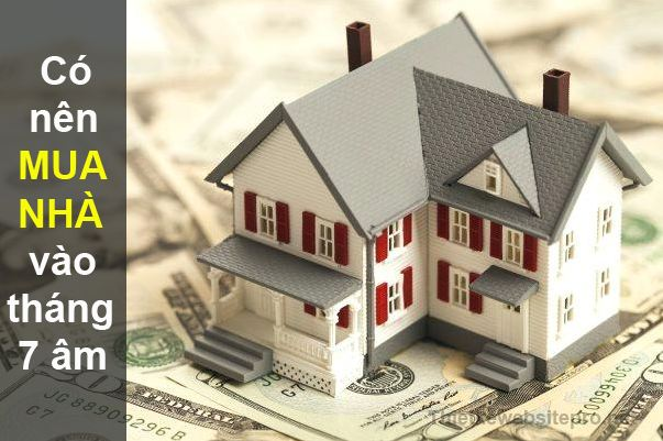 Giao dịch bất động sản vào tháng