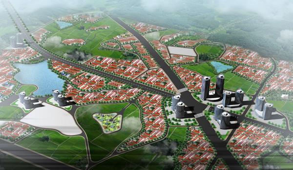 Dự án đường phía Nam khu đô thị mới TP. Cao Bằng