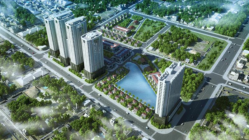 Thông tin dự án FLC Graden City - Điểm nóng khu vực Tây Nam Hà Nội