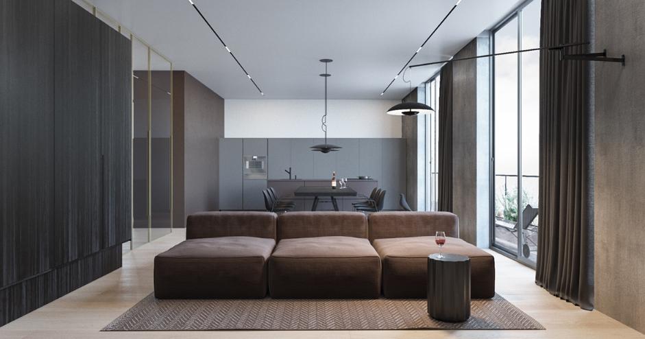 Gợi ý thiết kế ngôi nhà hiện đại theo phong cách tối giản