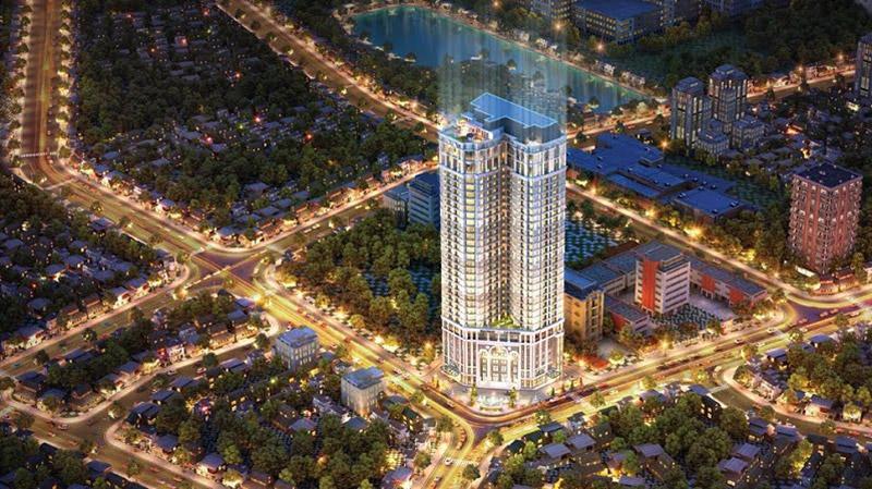 Thông tin chi tiết dự án chung cư cao cấp Hateco Laroma Láng Thượng