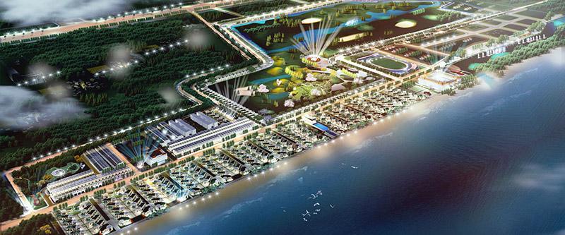 Thông tin về dự án Hoa Tiên Paradise – Xuân Thành Golf & Resort
