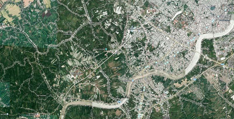 Phát triển dự án khu đô thị 7A, phường Sông Hiến, Cao Bằng