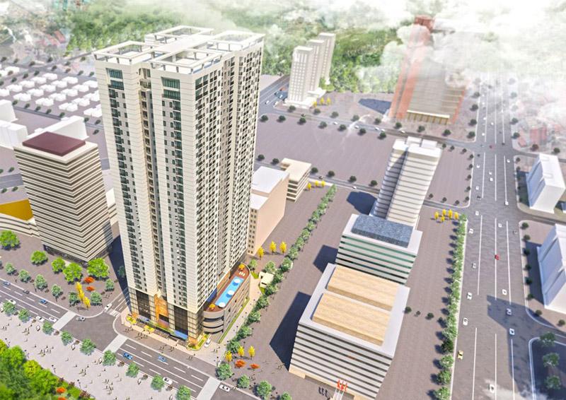 Thông tin chi tiết dự án Phú Thịnh Green Park Hà Đông