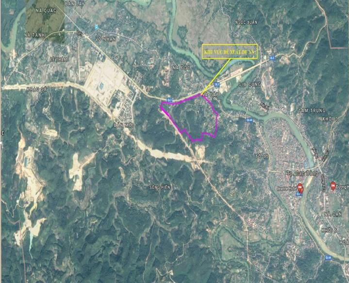 Dự án khu đô thị Sơn Phú Cao Bằng