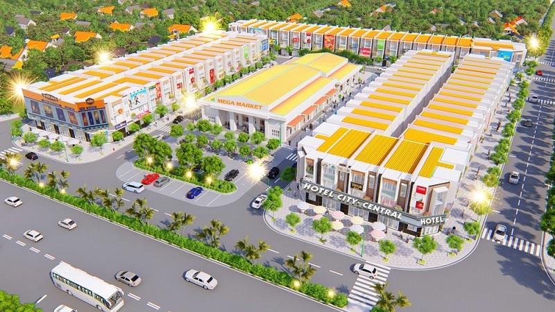 Khu đô thị Mega Market - Dự án đạt vị trí vàng trong kinh doanh