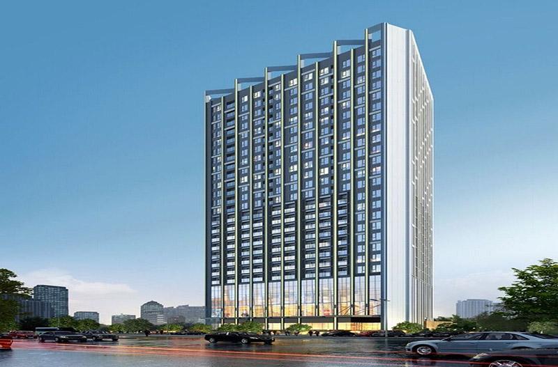 Thông tin chi tiết về dự án chung cư Trinity Tower Hồ Mễ Trì