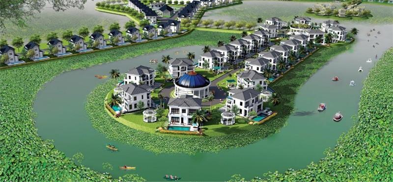Vườn Vua Resort & Villas - Nơi tìm về cội nguồn